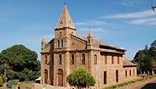 Paróquia Santo Antônio em Grão Mogol–MG