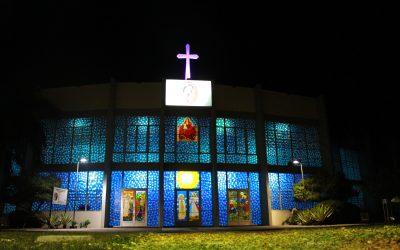 Paróquia Nossa Senhora Rosa Mística em Montes Claros – Bairro Jardim São Luiz