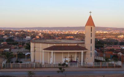 Paróquia Sagrada Família em Montes Claros – Bairro Jaraguá II