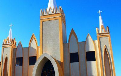 Paróquia Santos Reis em Montes Claros– Bairro Santos Reis