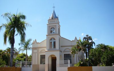 Paróquia Santo Antônio em Luislândia–MG