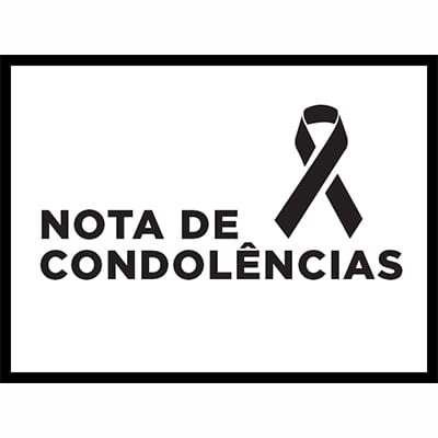 Nota de condolencia