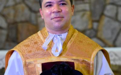 Padre André Cardoso Duarte