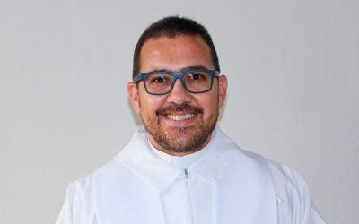 Padre Genivaldo Lopes Soares, MSF