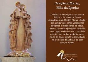 Maria Mae da Igreja