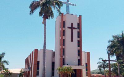 Paróquia Senhor do Bonfim em Bocaiuva – MG