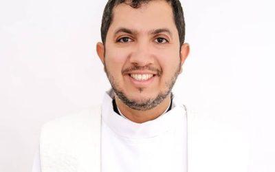 Padre Lauro D'Angelos Meira Boas