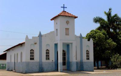 Quase-Paróquia Nossa Senhora Aparecida em Glaucilândia – MG