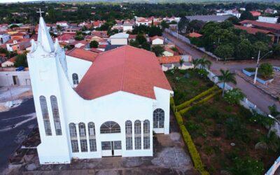 Paróquia Nossa Senhora Aparecida de Brasília de Minas–MG