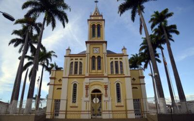 Paróquia Senhora Sant 'Ana em Brasília de Minas – MG