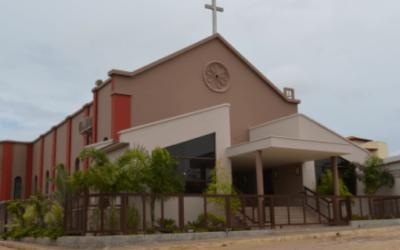 Paróquia Sagrado Coração de Jesus em Bocaiuva–MG