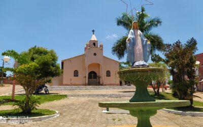 Paróquia Nossa Senhora da Paz em Padre Carvalho – MG