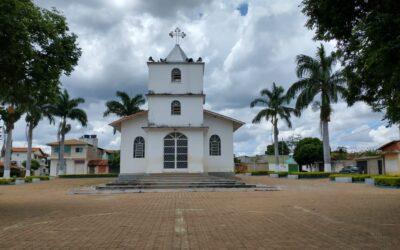 Paróquia São João Batista em São João da Lagoa–MG