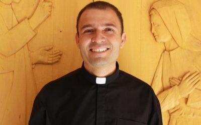Diácono Jéson Damasceno Gonçalves