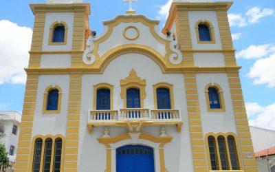 Paróquia Nossa Senhora da Conceição e São José em Montes Claros – Matriz