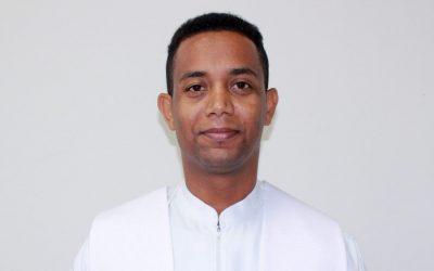 Padre Márcio Antônio Rosa da Silva