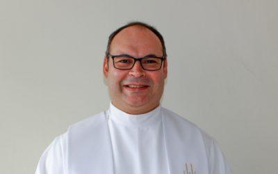 Padre Harlley Caldeira Mourão