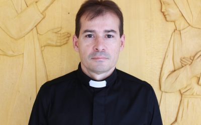 Diácono Osmar Ferreira Gomes Junior
