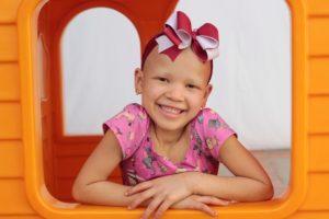 Melissa Rodrigues está em tratamento contra o câncer desde agosto/2020 (Foto: Fundação Sara)