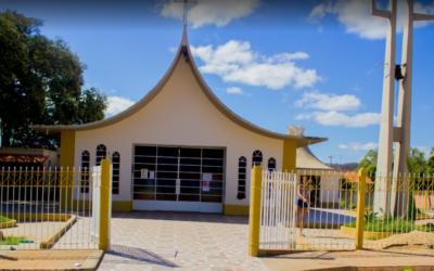 Paróquia Nossa Senhora da Esperança em Nova Esperança   Montes Claros – MG